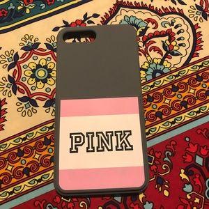 VS Pink IPhone 6/7/8 plus case